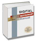 Restaurant Kitchen Operations Manual restaurant operations manual & restaurant management manual guide